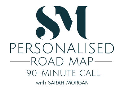 Personalised Road Map Call Logo