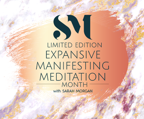 Limited Edition Expansive Manifesting Meditation Month Installments